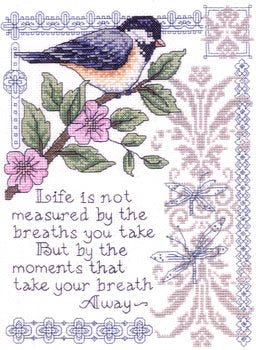 Breathtaker Cross Stitch Chart