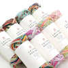 Hamanaka Cotton Pooling (Multi-colour)  Yarn, Made in Japan (25g)