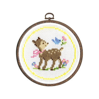 Olympus Cross Stitch Kit Deer