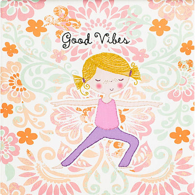 Good Vibes Embroidery Kit