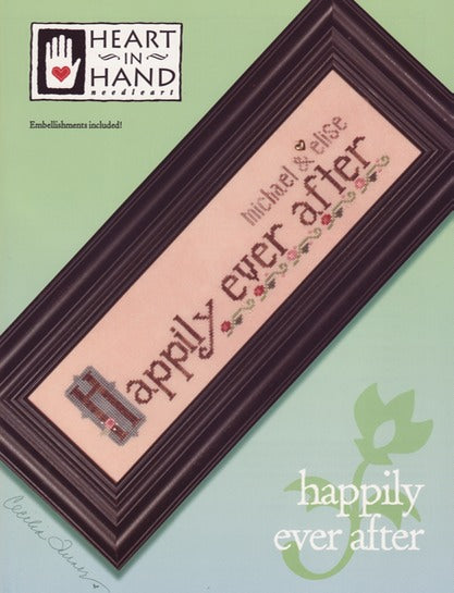 Happily Ever After Cross Stitch Chart
