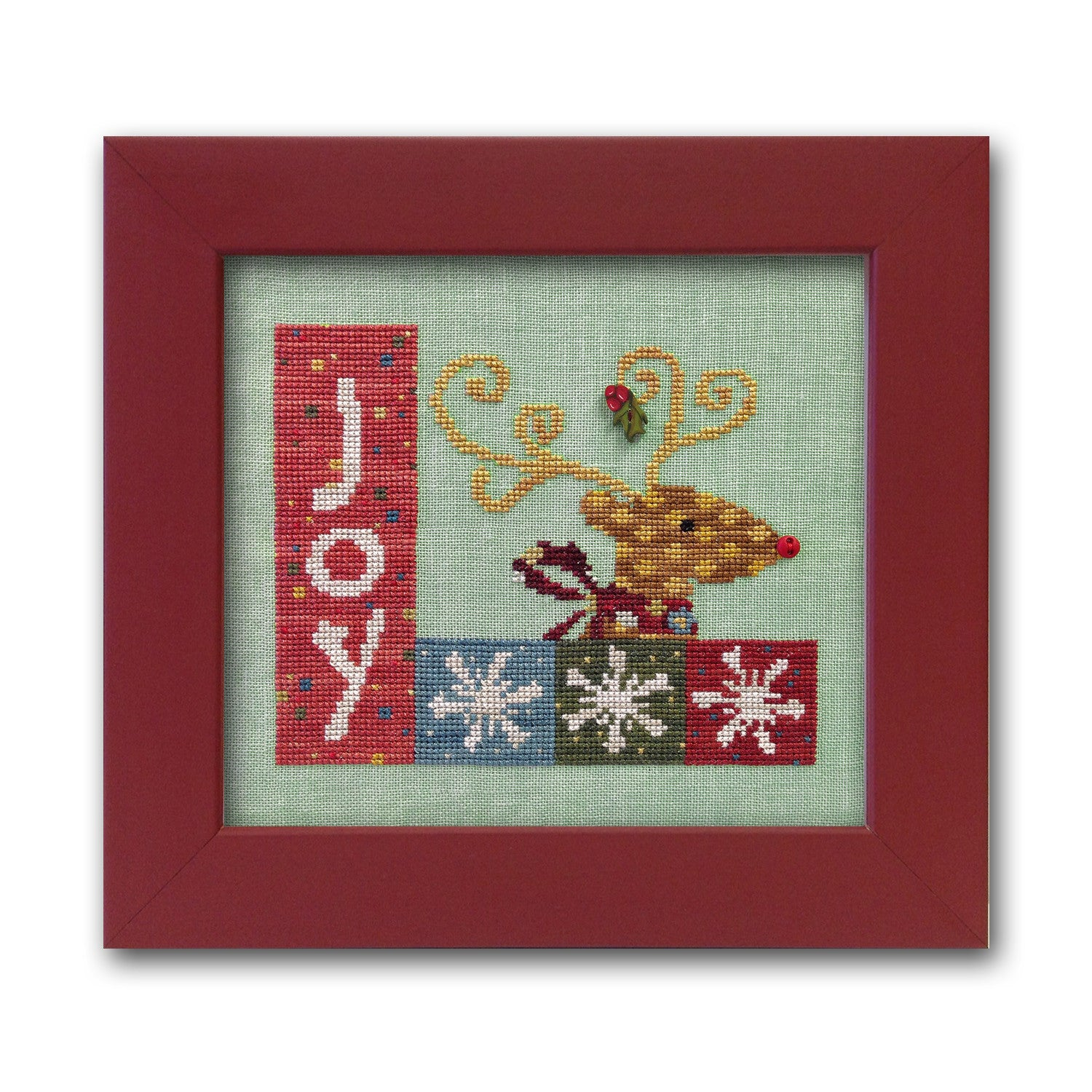 Art to Heart Christmas Joy Cross Stitch Chart