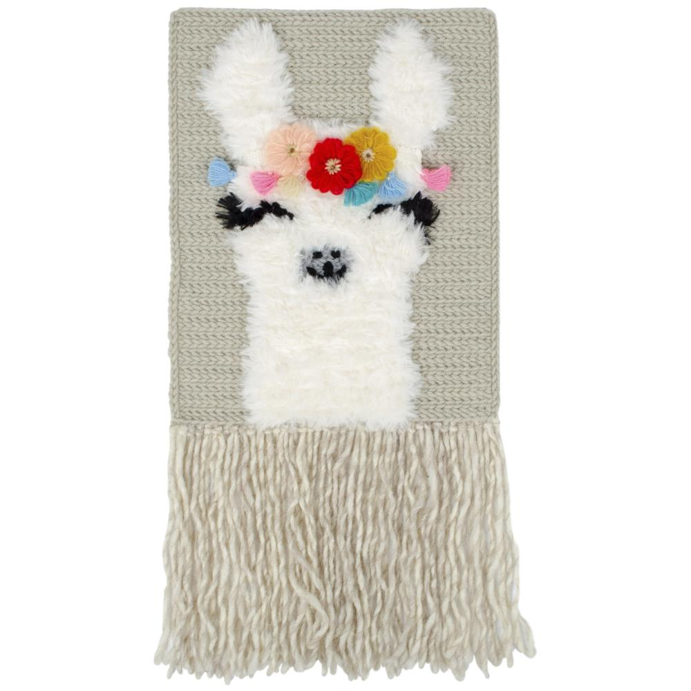 Llama Crochet Wall Hanging Kit