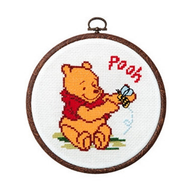 Crochet Characters: Winnie the Pooh