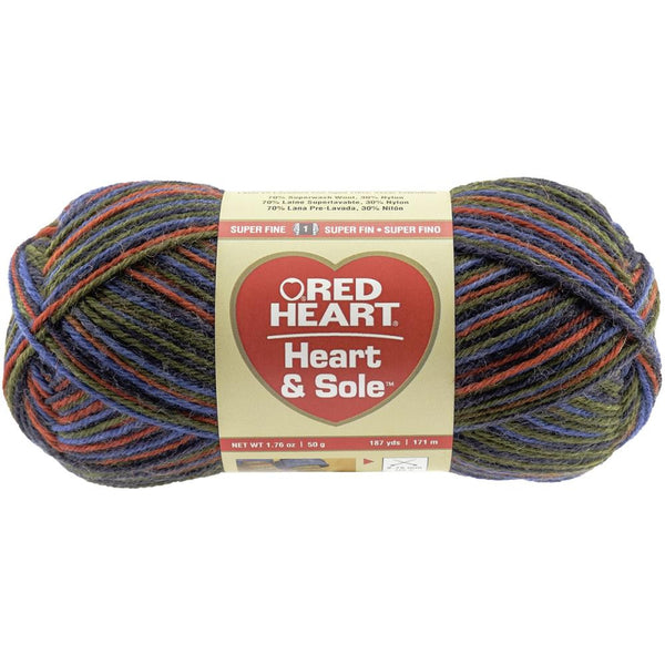 Red Heart Heart and Sole Yarn