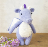 Syl Dragon Crochet kit