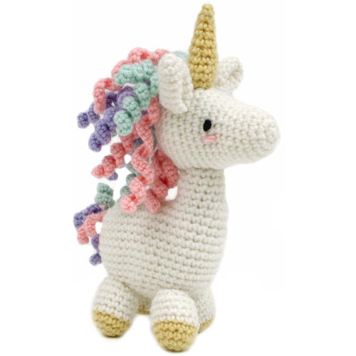 Needle Creations Starry the Unicorn Crochet Kit
