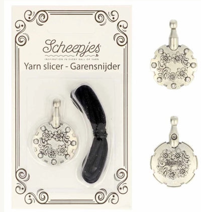 Scheepjes Round Shaped with Jewel Thread Cutter