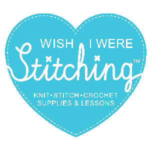 Wish I Were Stitching