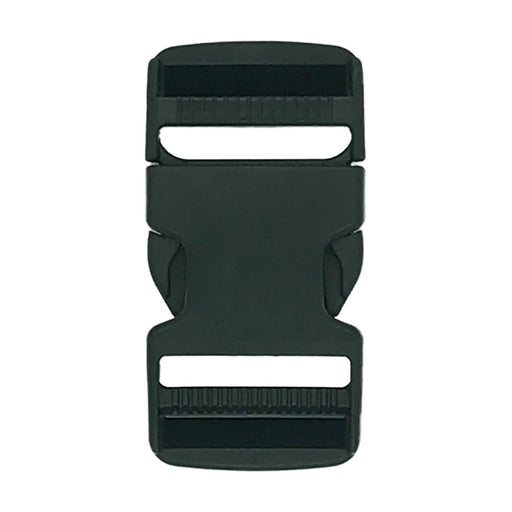 "Mojave® Side Squeeze® Dual Adjust Buckle Female Acetal (1 1/2"") 4915"