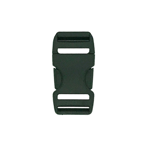 "Stealth Side Squeeze Buckle Male Acetal (1"") 6358"