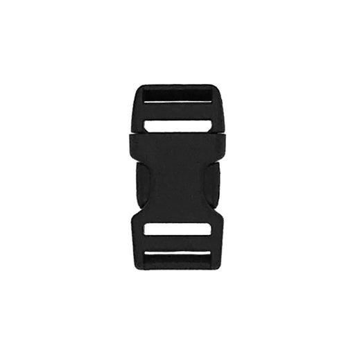 "Stealth Side Squeeze Buckle Male Acetal (3/4"") 6403"
