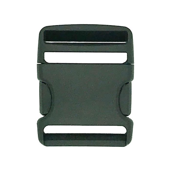 "Stealth Warrior Buckle Male Acetal (2"") 6405"