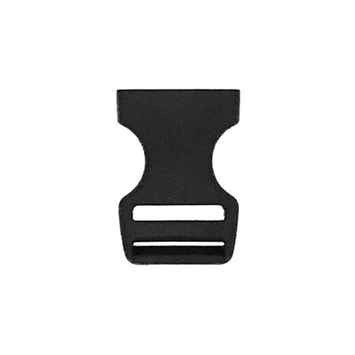 "Dual Adjust Stealth Side Squeeze Buckle Female (1"") 6410"