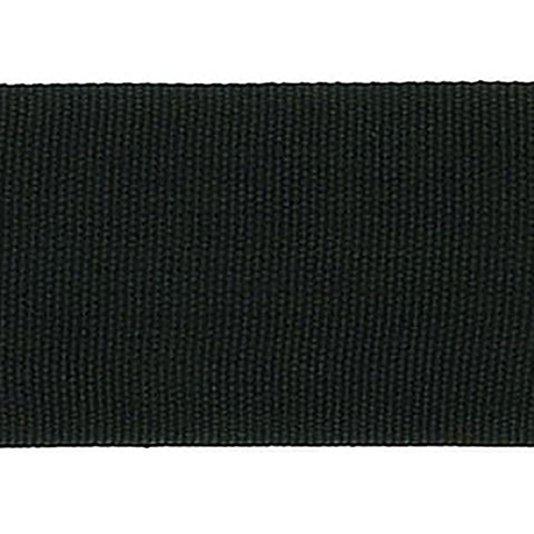 "Light Weight Polypropylene Webbing (3"") 840P 3 BK"