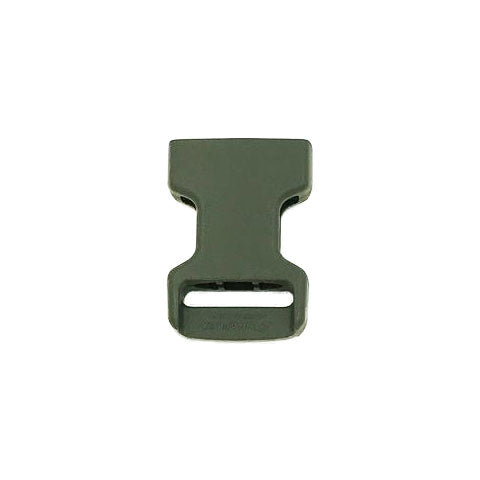 "HD MOLLE Mojave® Buckle Female Acetal (1"") 8762 FOLIAGE GREEN ONLY"