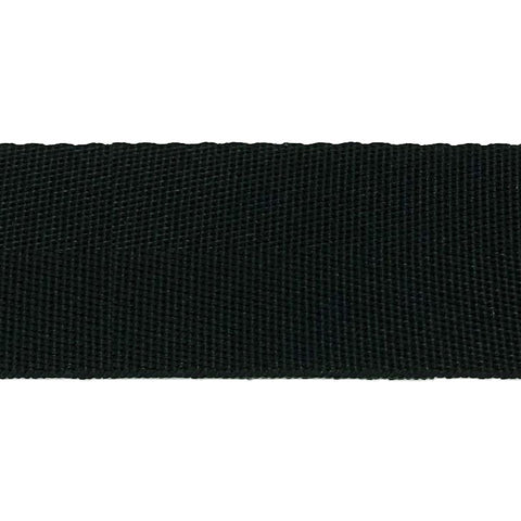 "Herringbone Seam Tape Nylon (1"") 917N 1 BK"