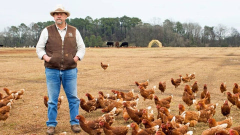 EAT Special Guest Webinar - Will Harris of White Oak Pastures