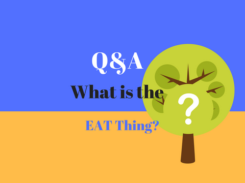 EAT Weekly Update, Q&A And Networking Session What is this EAT Thing?- 6/19/17