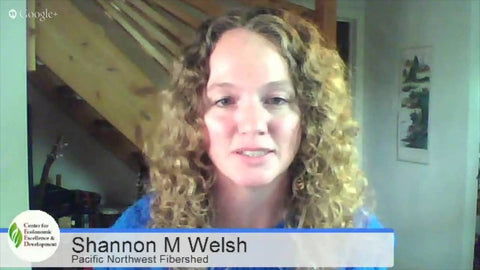 EAT Special Guest Speaker - Shannon Welsh of Pacific Northwest Fibershed