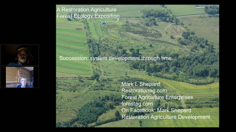 Restoration Agriculture with Mark Shepard Part 19