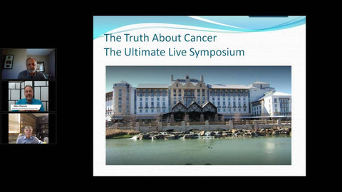 Mike's Talk on The Truth About Cancer The Ultimate Live Symposium