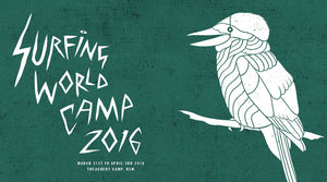 Surfing World Camp 2016