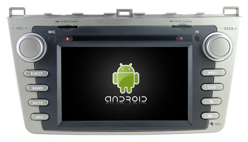 Mazda 6 Android Head Unit Upgrade 2008-2012 GH