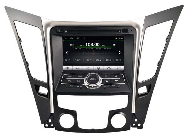 hyundai i45 2009 2012 android head unit replacement. Black Bedroom Furniture Sets. Home Design Ideas