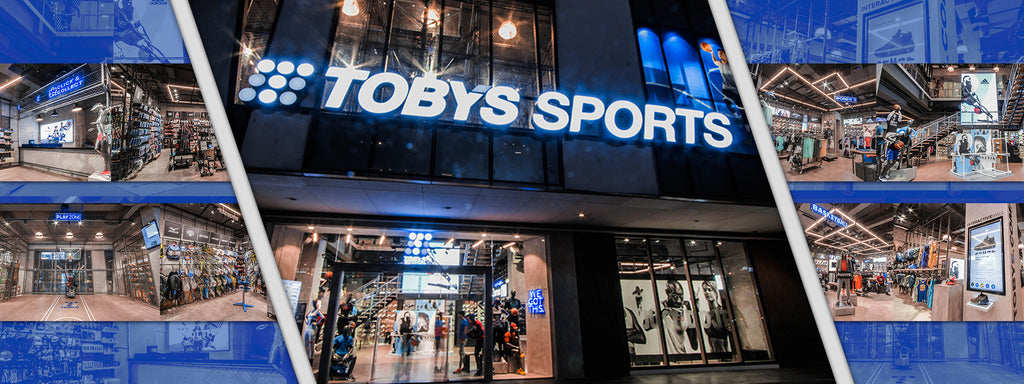 finest selection e9cc0 d1431 Toby s Sports Opens Flagship Store in BGC