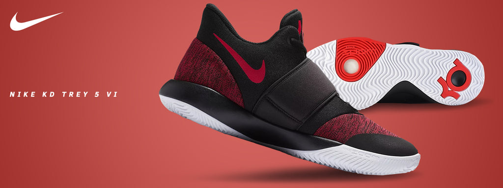 The Nike KD Trey 5 VI EP Gets the