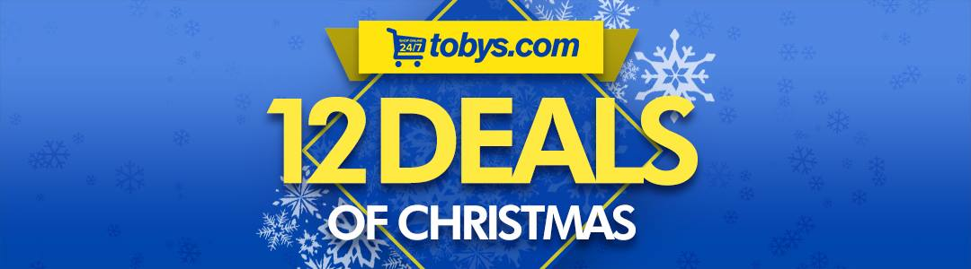 12 Deals of Christmas!