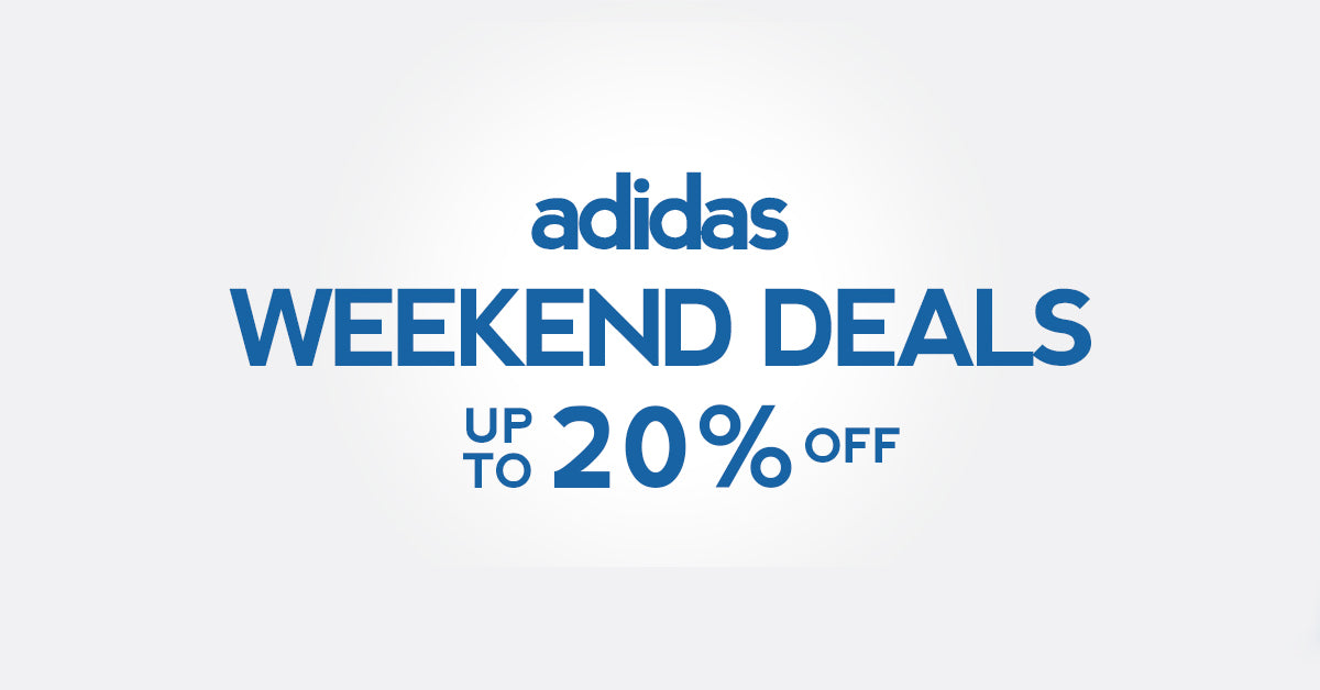 adidas Weekend Deals