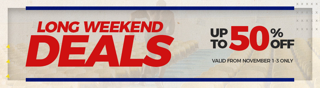 Long Weekend Deals