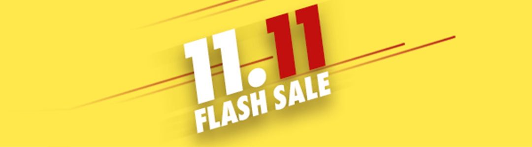 11.11 Flash Sale - Up to 70% off!