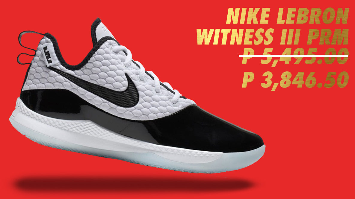 Nike Basketball Steals and Deals: Toby