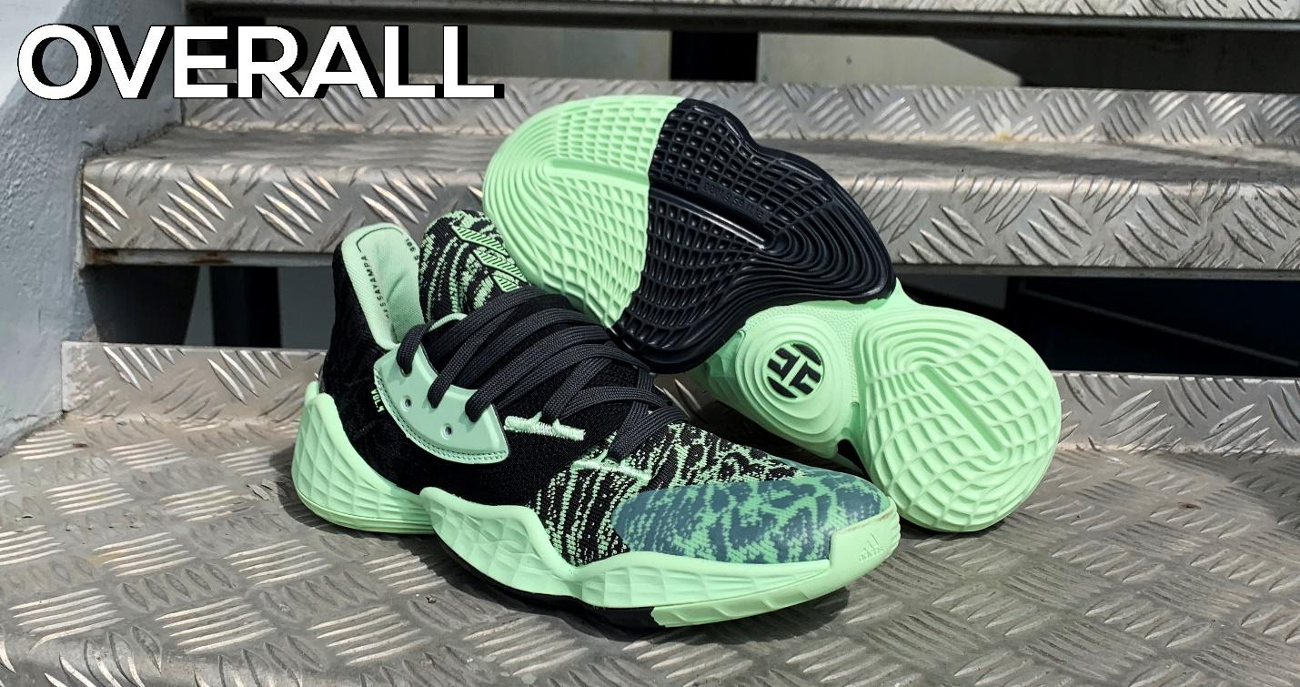 adidas Harden Vol.4 Performance Review