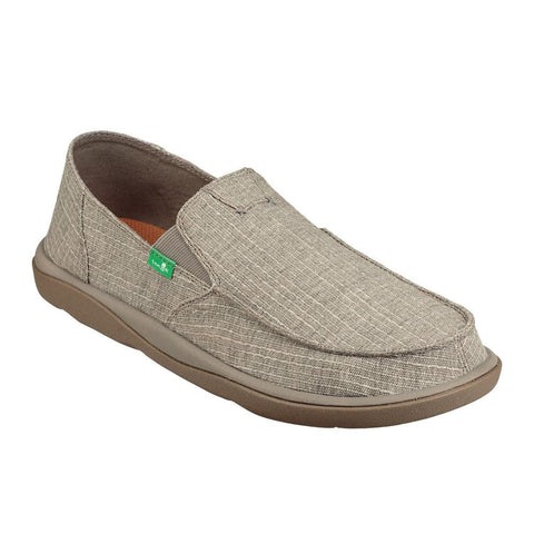 Sanuk Men's Vagabond Tripper Grain Slub