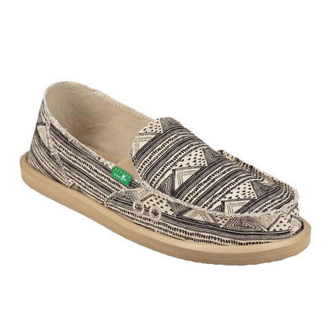Sanuk Women's Donna Geo Stripes
