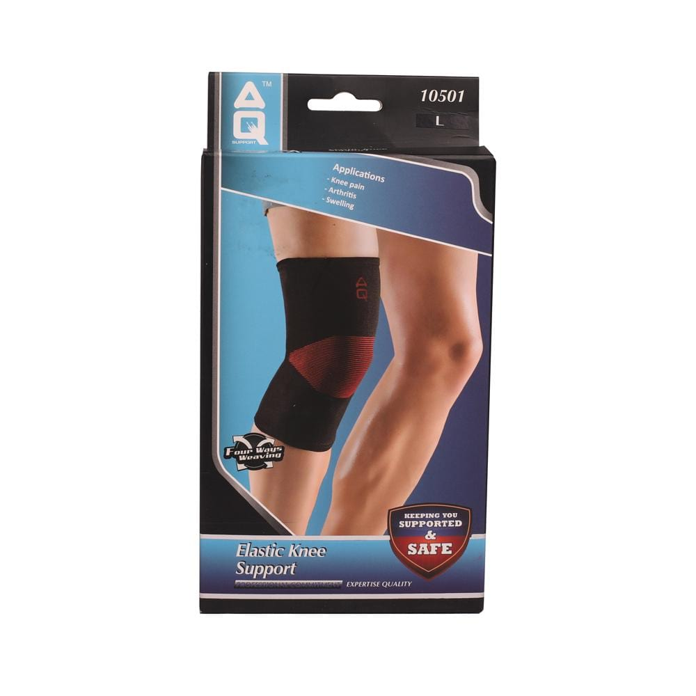 1440d4dce7 AQ Elastic Knee Support | Toby's Sports