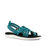 Teva Women's Strappy-Hera Deep Lake