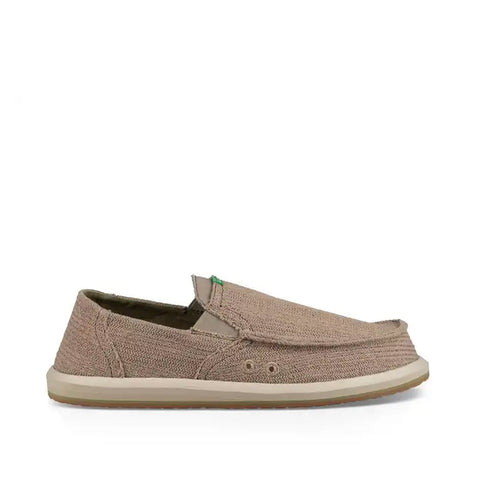 Sanuk Men's Pick Pocket Hemp