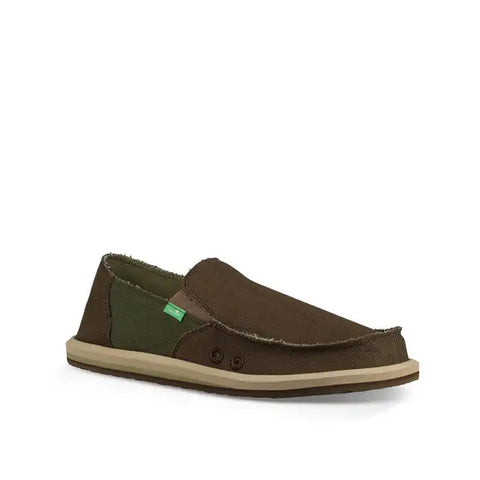 Sanuk Men's Vagabond Hemp