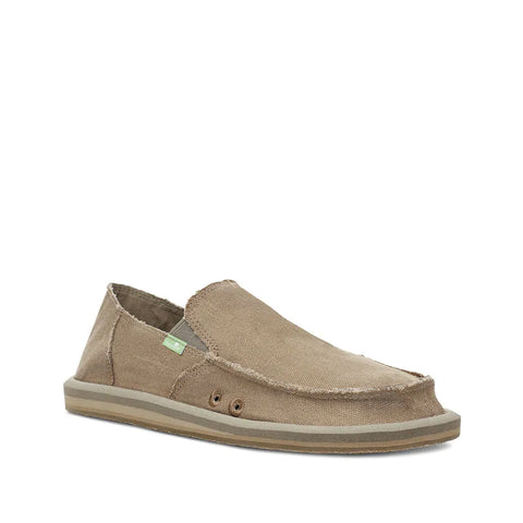 Sanuk Men's Vagabond Hemp Jute