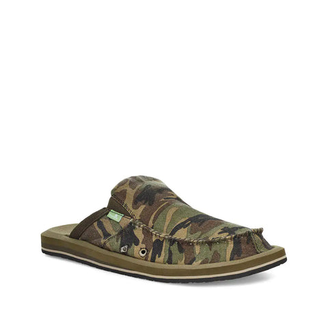 Sanuk Men's You Got My Back III Camo