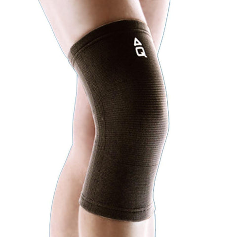 AQ Elastic Knee Support 1151 Black | Toby's Sports