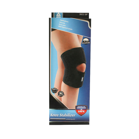 Buy the AQ 5053SP Knee Stabilizer at Toby's Sports!