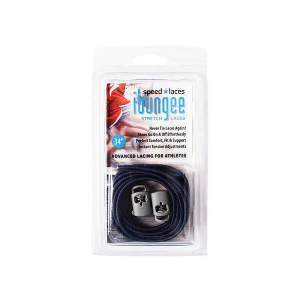 Speedlaces Shoelace iBungee Clamshell | Toby's Sports