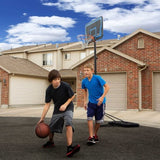 "Lifetime Impact 44"" Basketball Set 