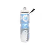 Buy the Polar Bottle Insulated Water Bottle-Blue at Toby's Sports!